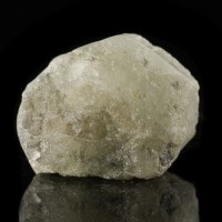 "1"" 63ct Shapely PHENAKITE CRYSTAL Translucent Clear/Gray Urals Russia for sale"