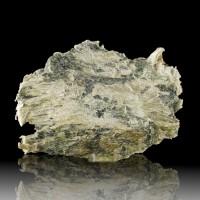 "4"" Shaggy Fibrous Angel Hair CHRYSOTILE ASBESTOS Crystals Eden Mills VT for sale"