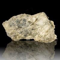"""6.1"""" Shaggy Thread AngelHair CHRYSOTILE ASBESTOS Crystals Eden Mills VT for sale"""
