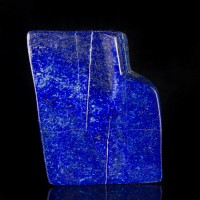 "5.6"" 2.8LB Polished Gem Rough LAPIS LAZULI Blue Lazurite Afghanistan for sale"