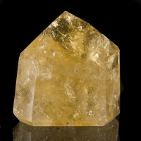 "2.7"" 250g Colorful Natural Yellow POLISHED CITRINE CRYSTAL Brazil for sale"