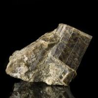 "2.3"" Terminated VESUVIANITE DarkGreen Crystal Sanford Maine Site Closed for sale"