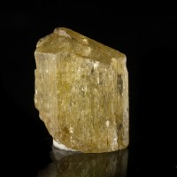 """1.1"""" 61ct Colorful Gemmy Yellow SCAPOLITE Terminated Crystal Tanzania for sale"""