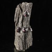 "3.4"" ALMANDINE GARNET Crystals BloodRed Color Flashy Luster Wrangell AK for sale"