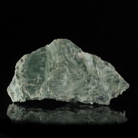 "6.9"" Shiny LightGreen CHRYSOTILE ASBESTOS Long Fibrous Crystals Vermont for sale"