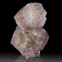 """1.8"""" SixlingTwin PURPLE ARAGONITE Terminated Translucent Crystals Spain for sale"""