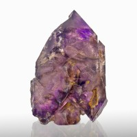 "2.6"" ELESTIAL AMETHYST DblTerminated Crystal Rich Royal Purple Zimbabwe for sale"