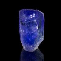".7"" 7.8ct Dichroic Blue/Purple TANZANITE TerminatedGem Crystal Tanzania for sale"