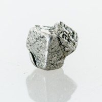 5.2mm .34g Twin MetallicSilver Cubic PLATINUM CRYSTALS VerySharp Russia for sale