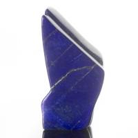 "6"" Lustrous Blueberry Blue Polished Gem LAPIS LAZULI 1.7LB Afghanistan for sale"
