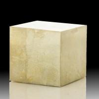 "2.3"" Sharp PYRITE CUBE SingleSharp Crystal MirrorBrite BrassyGold Spain for sale"