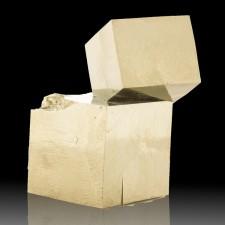 "3.7"" Flashy Mirror-Bright Group 2 PYRITE Crystals to 2.8"" Navajun Spain for sale"