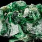 "4.9"" Sharp Glassy BLUE-GREEN FLUORITE Crystals to 1.4"" Rogerley Mine UK for sale"
