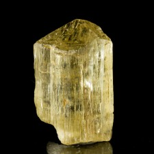 """1.1"""" 45ct Colorful Sun Yellow GEM SCAPOLITE Terminated Crystal Tanzania for sale"""