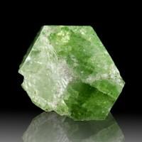 21mm 86ct Shiny GrassGreen Gem TSAVORITE Sharp SeeInto Crystal Tanzania for sale
