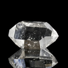 """1.1"""" Amazingly Gem Clear HERKIMER DIAMOND Double Terminated Crystal NY for sale"""