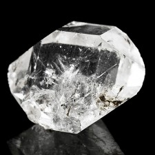 """1.2"""" Sparkly Gemmy Clear HERKIMER DIAMOND Double Terminated Crystal NY for sale"""