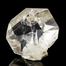"""1.1"""" Water Clear See Through Gem HERKIMER DIAMOND Terminated Crystal NY for sale"""