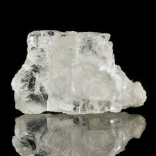"1.6"" 58ct Rare PETALITE Crystal Section Transparent Gemmy Piece Brazil for sale"