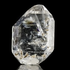 "1"" Sharp Gem Clear HERKIMER DIAMOND Double Terminated Quartz Crystal NY for sale"