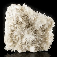 "5"" Clear Needle Spike SELENITE Sharp Radiating Crystal Balls Australia for sale"
