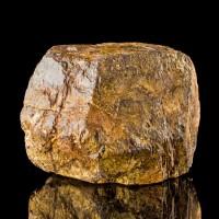 "3.9"" 3.9LB RedBrown ALMANDINE GARNET 12SideDodecahedral Crystal Vietnam for sale"