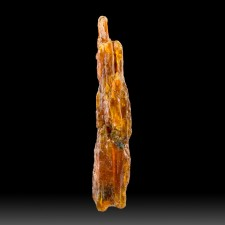 "1.8"" Rich Translucent ORANGE KYANITE Terminated Bladed Crystal Tanzania for sale"