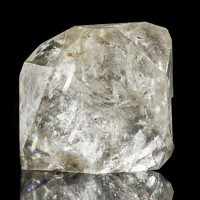 "2.6"" HERKIMER DIAMOND Gemmy Quartz Crystal Loaded w-Rainbows New York for sale"