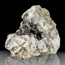 "2.3"" Shiny Sharp Black BABINGTONITE Crystals Roncari Quarry Connecticut for sale"