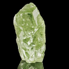 """4.1"""" Flashy Coke Bottle Green Glassy GEM FLUORITE Cubic Crystals China for sale"""