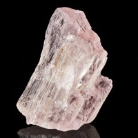 "2.6"" Baby Pink Gemmy KUNZITE Crystal Double Terminated Pech Afghanistan for sale"