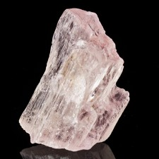 """2.6"""" Baby Pink Gemmy KUNZITE Crystal Double Terminated Pech Afghanistan for sale"""