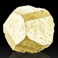 "2.6"" Bright Brassy Golden Pyritohedral PYRITE Crystal Merelani Tanzania for sale"