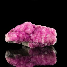 "2.5"" Radiant Neon Pink COBALTOAN CALCITE Flashy Sharp Crystals Morocco for sale"