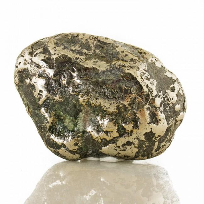 """2.7"""" Metallic MOHAWKITE Nugget with Copper Algodoite Domeykite Michigan for sale"""