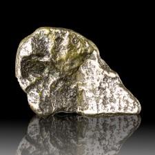 "2.6"" 5oz BrightShiny Metallic Silver Polished MOHAWKITE NUGGET Michigan for sale"