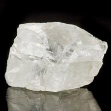 "1.5"" 85ct Rare Clear Gem PETALITE Sharp Lustrous Crystal Section Brazil for sale"