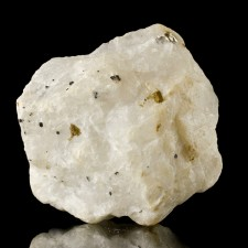 """4.4"""" Very Rare Translucent White CRYOLITE Crystalline Chunk Greenland for sale"""