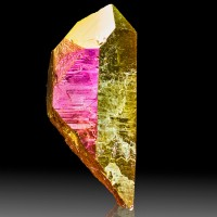 "3.1"" Iridescent Brilliant Golden SUNSHINE AURA QUARTZ Terminated Crystal Brazil"